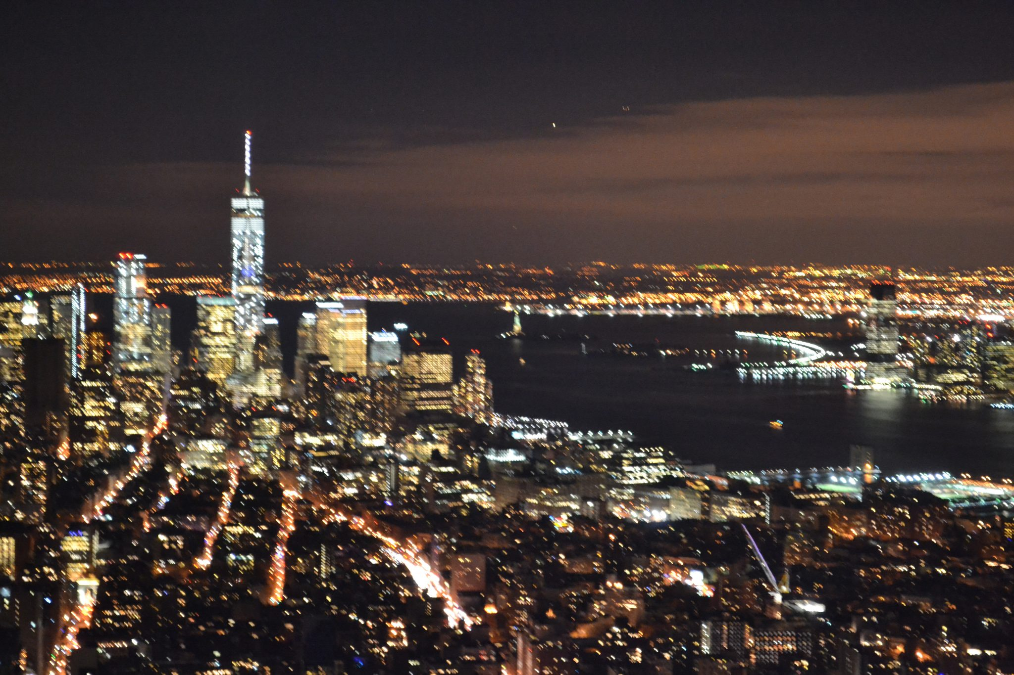 Eine Woche in New York: Rockefeller Center & Empire State Building