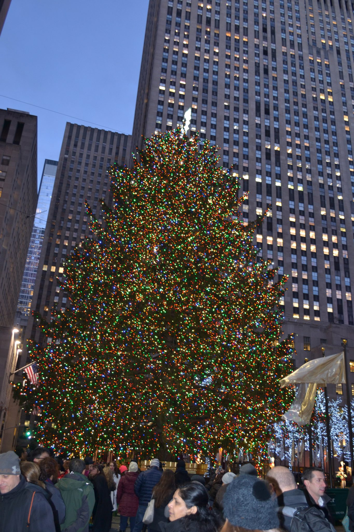 Eine Woche in New York: Rockefeller Center & Empire State Building - dsc 0207