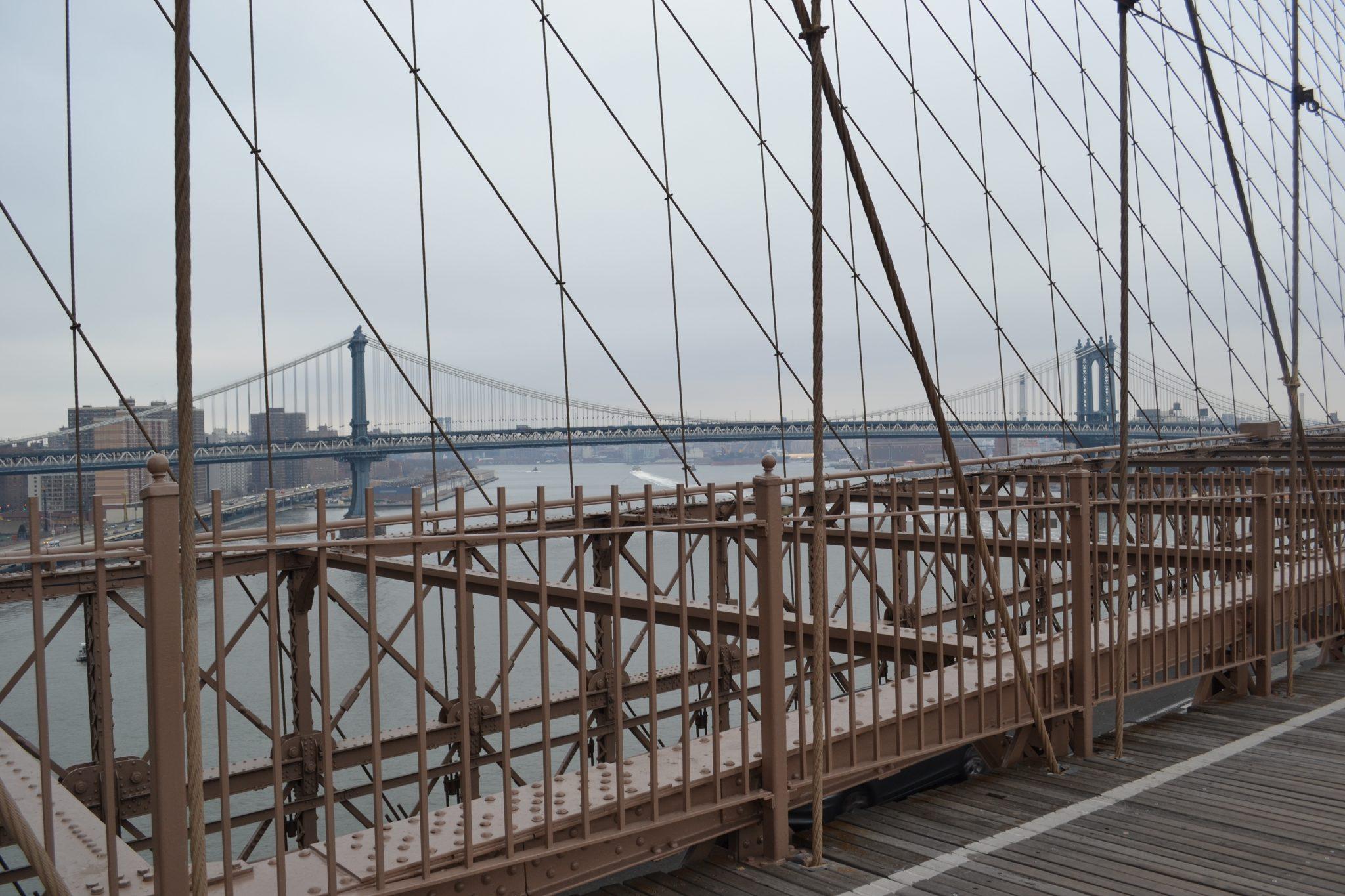 Eine Woche in New York: Brooklyn Bridge & Citystore - dsc 0022