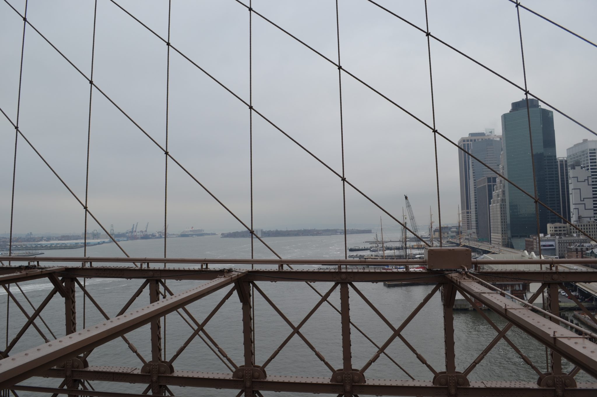 New York Part 6: Brooklyn Bridge & Citystore - dsc 0019