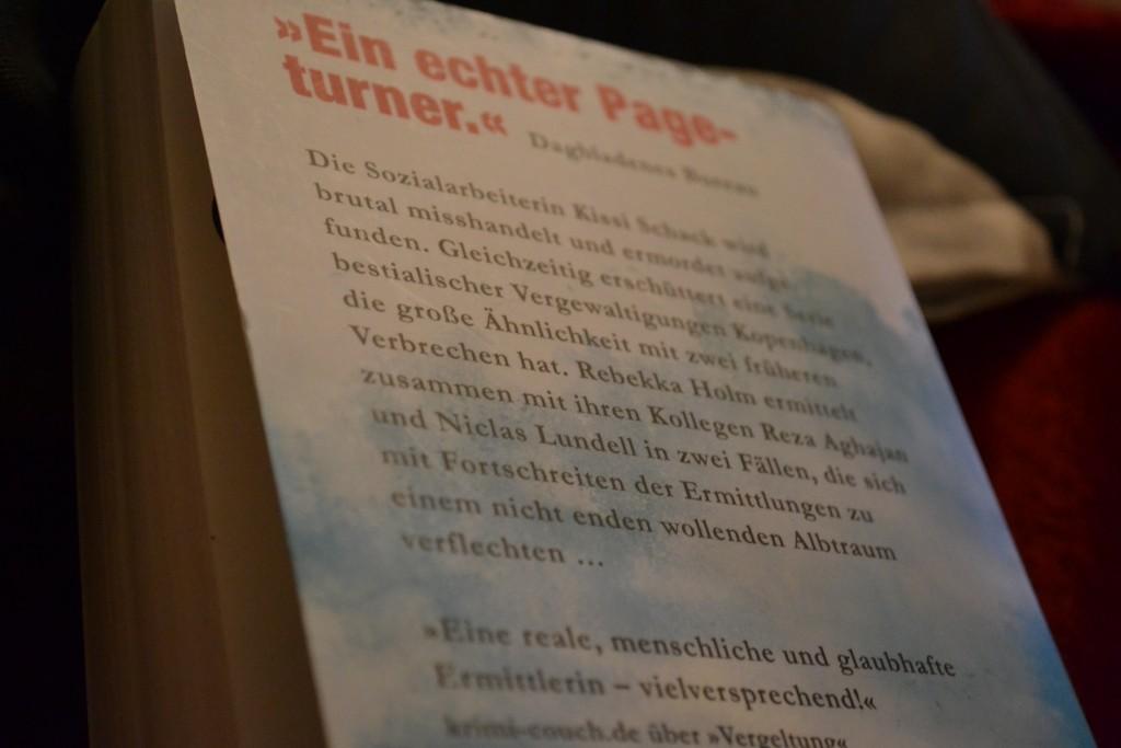 Books: Blut für Blut | Julie Hastrup - DSC 00201 1024x683