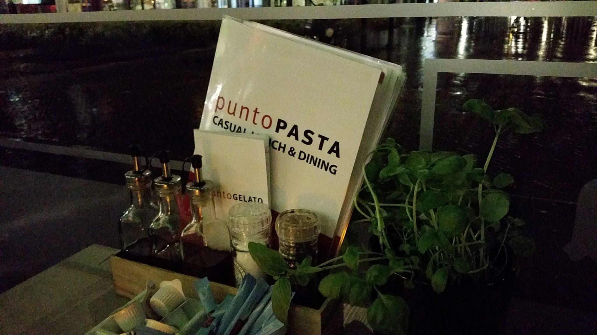 Eat&Drink: Punto Pasta | Enschede - 2015 02 20 19.41.44