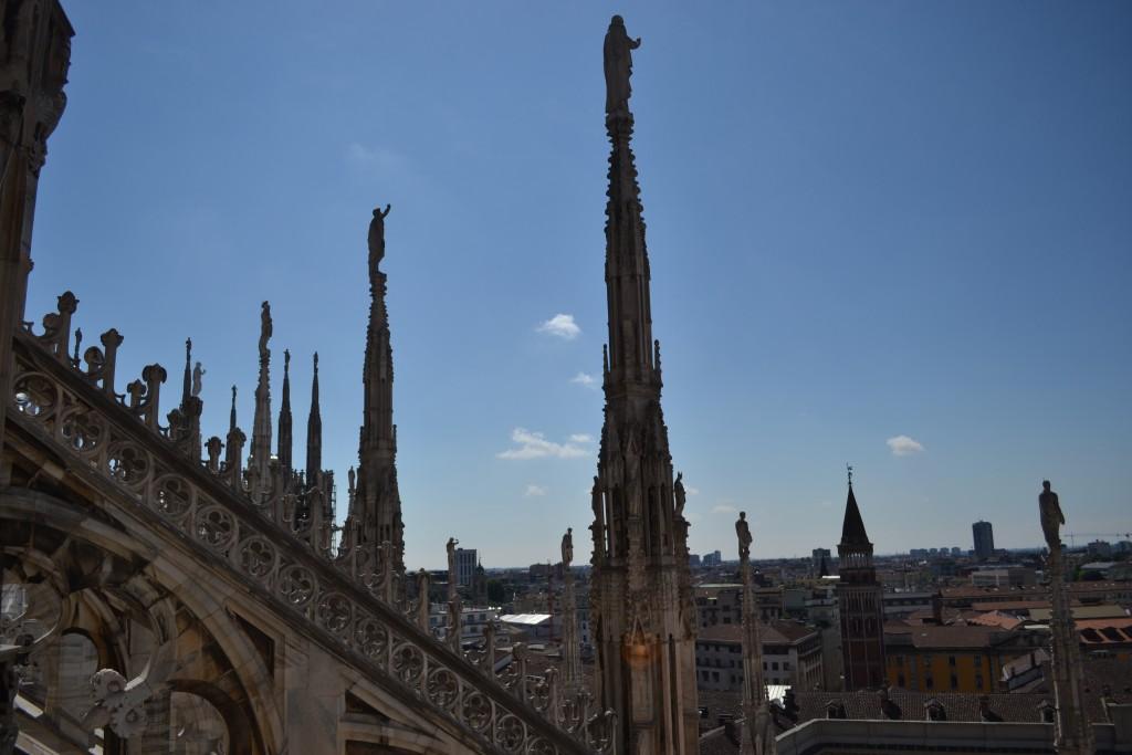Mailand: Im und auf dem Dom - DSC 0152 1024x683