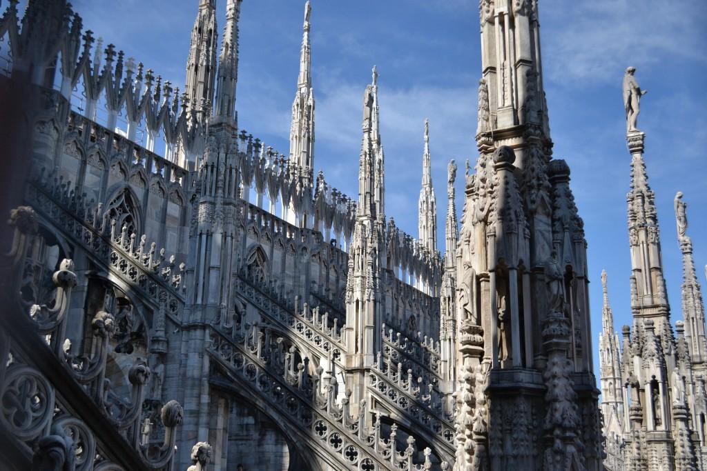 Mailand: Im und auf dem Dom - DSC 0110 1024x683