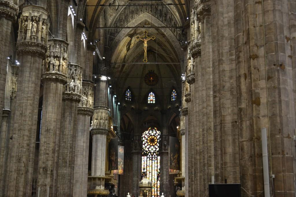 Mailand: Im und auf dem Dom - DSC 0060 1024x683
