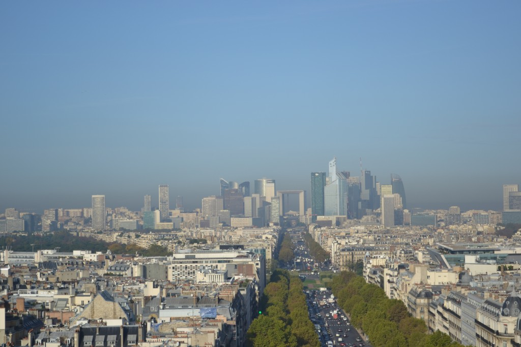 Travel Tip: Paris from above - DSC 0102 1024x683