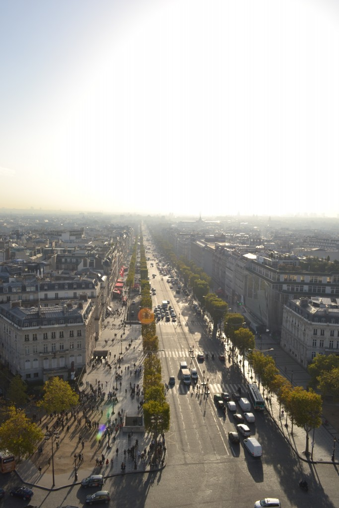 Travel Tip: Paris from above - DSC 0084 683x1024