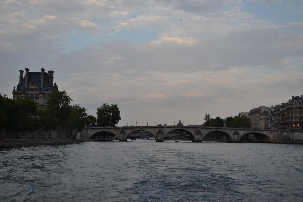 Travel Diary: Paris | Bateau Mouche - DSC 0101 1024x683