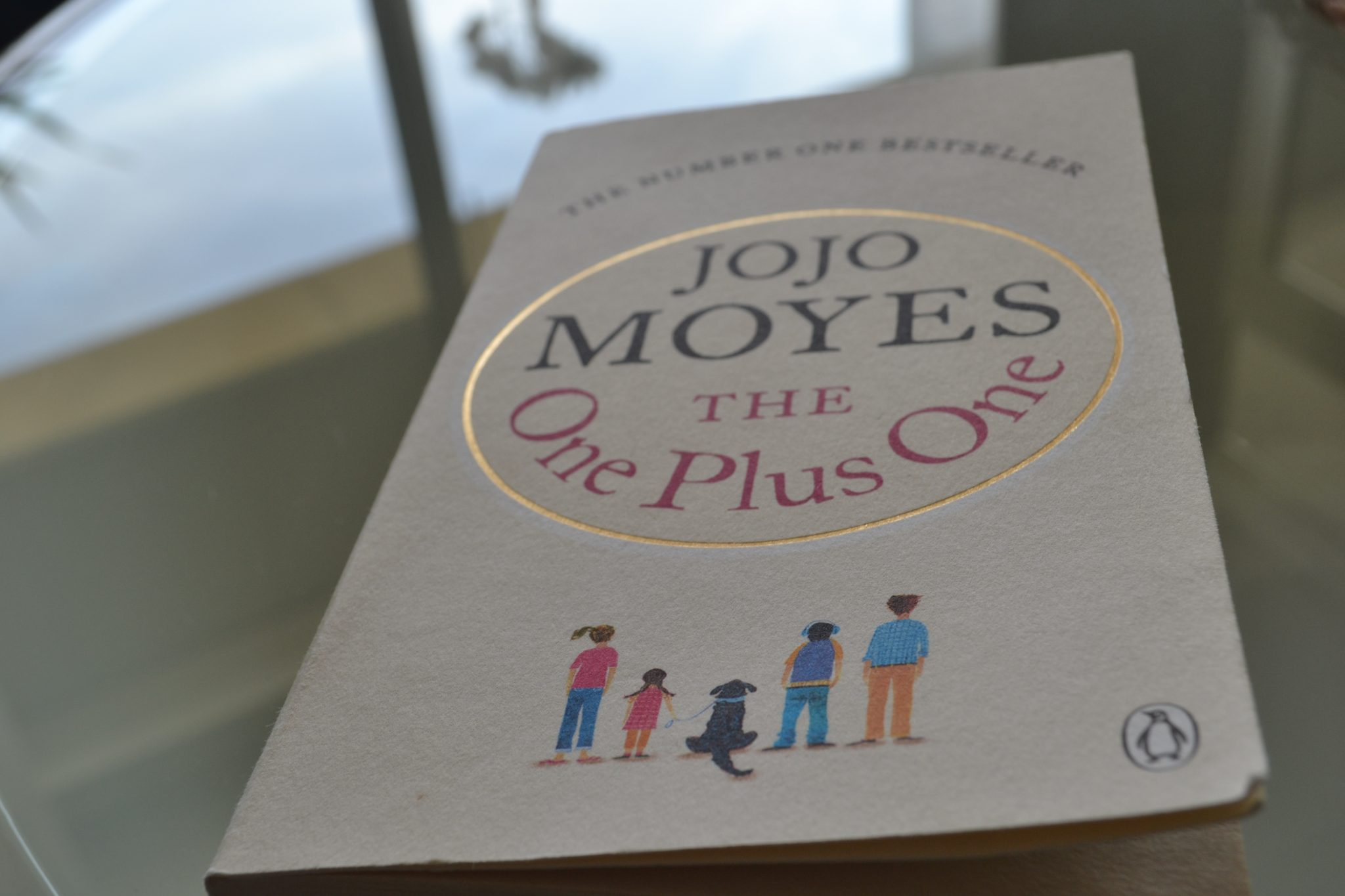 Books: The One Plus One | Jojo Moyes - DSC 03071