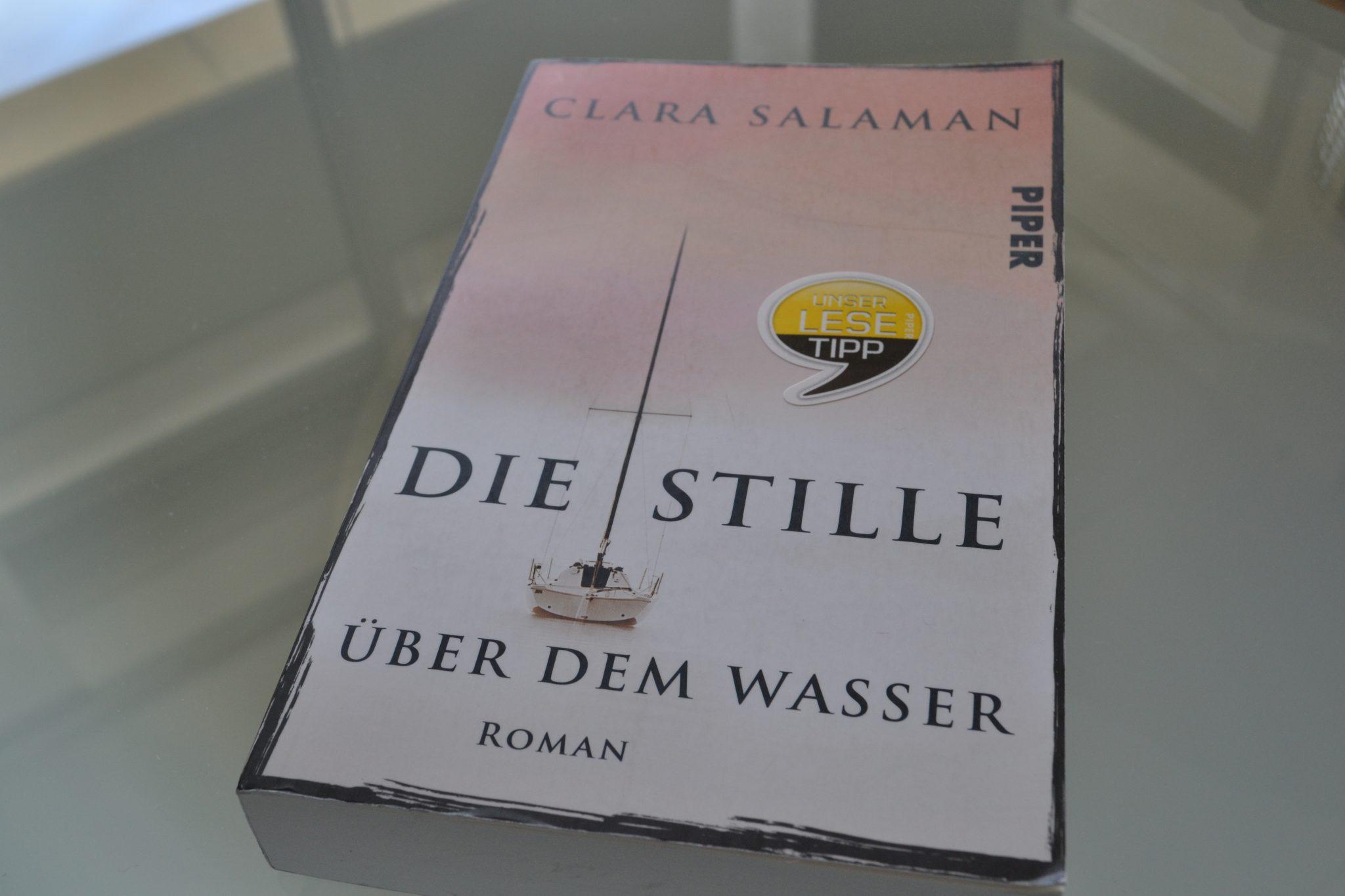 Books: Die Stille über dem Wasser | Clara Salaman - DSC 0313