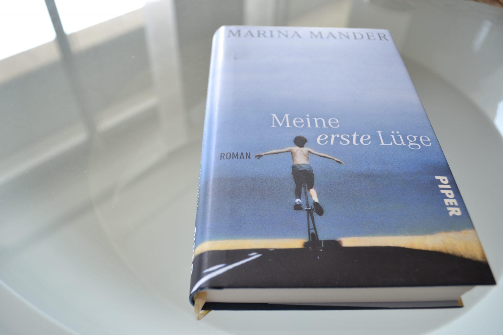Books: Meine erste Lüge | Marina Mander - DSC 0492