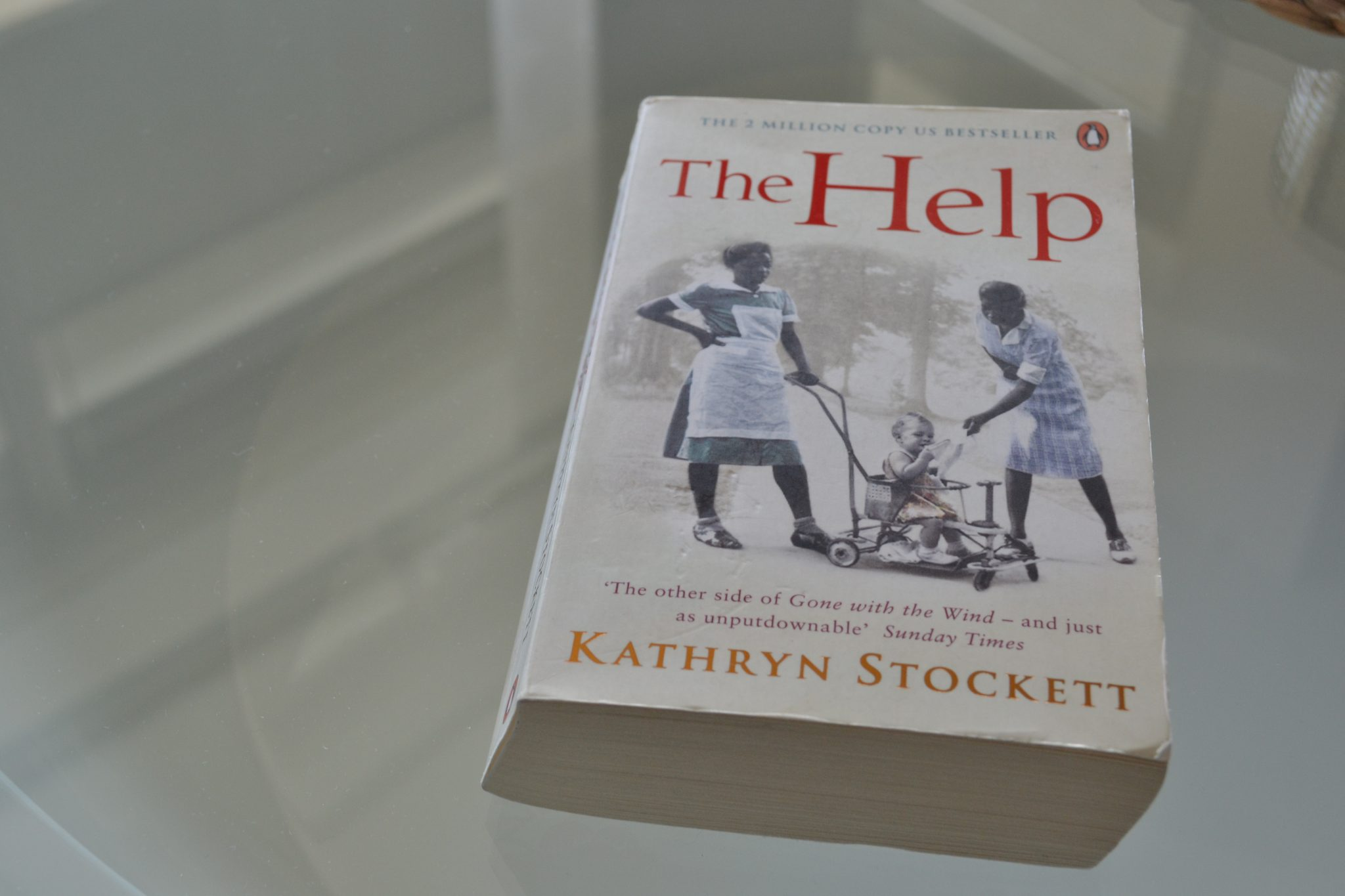 Books: The Help | Kathryn Stockett - DSC 0318