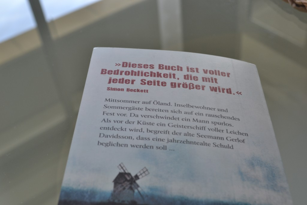Books: Inselgrab | Johan Theorin - DSC 0312 1024x683