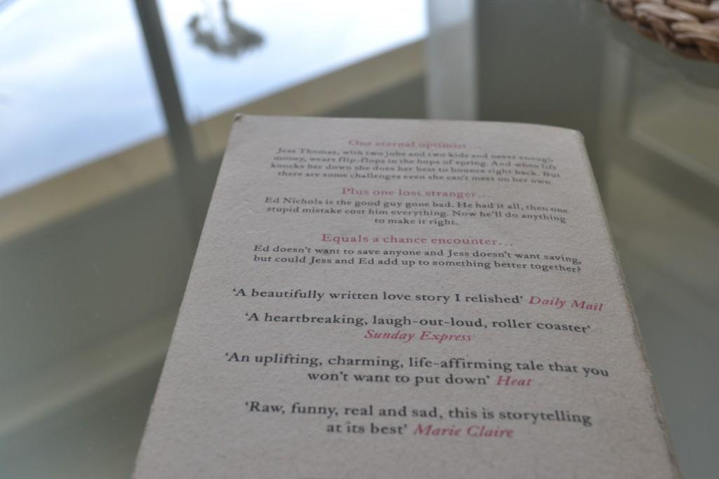 Books: The One Plus One | Jojo Moyes - DSC 0308 1024x683