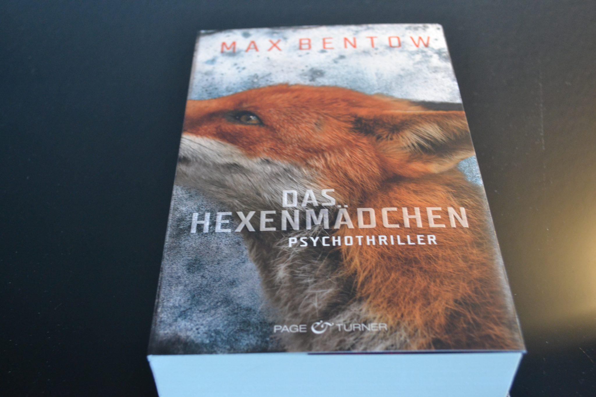 Books: Das Hexenmädchen | Max Bentow - DSC 00251