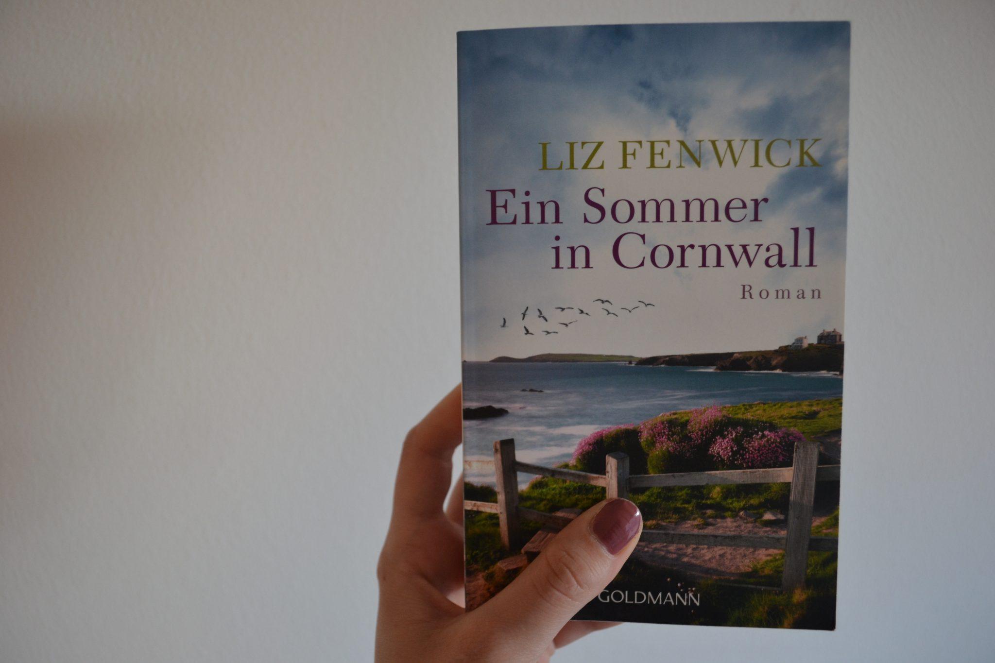 Books: Ein Sommer in Cornwall | Liz Fenwick - DSC 0034