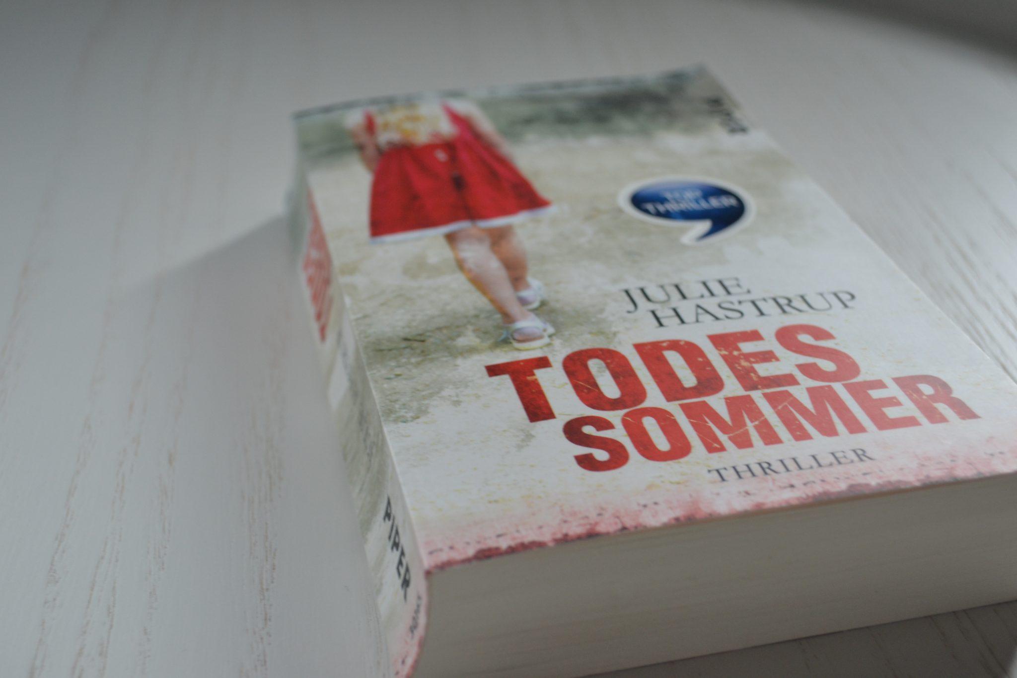 Books: Todessommer | Julie Hastrup - DSC 0072