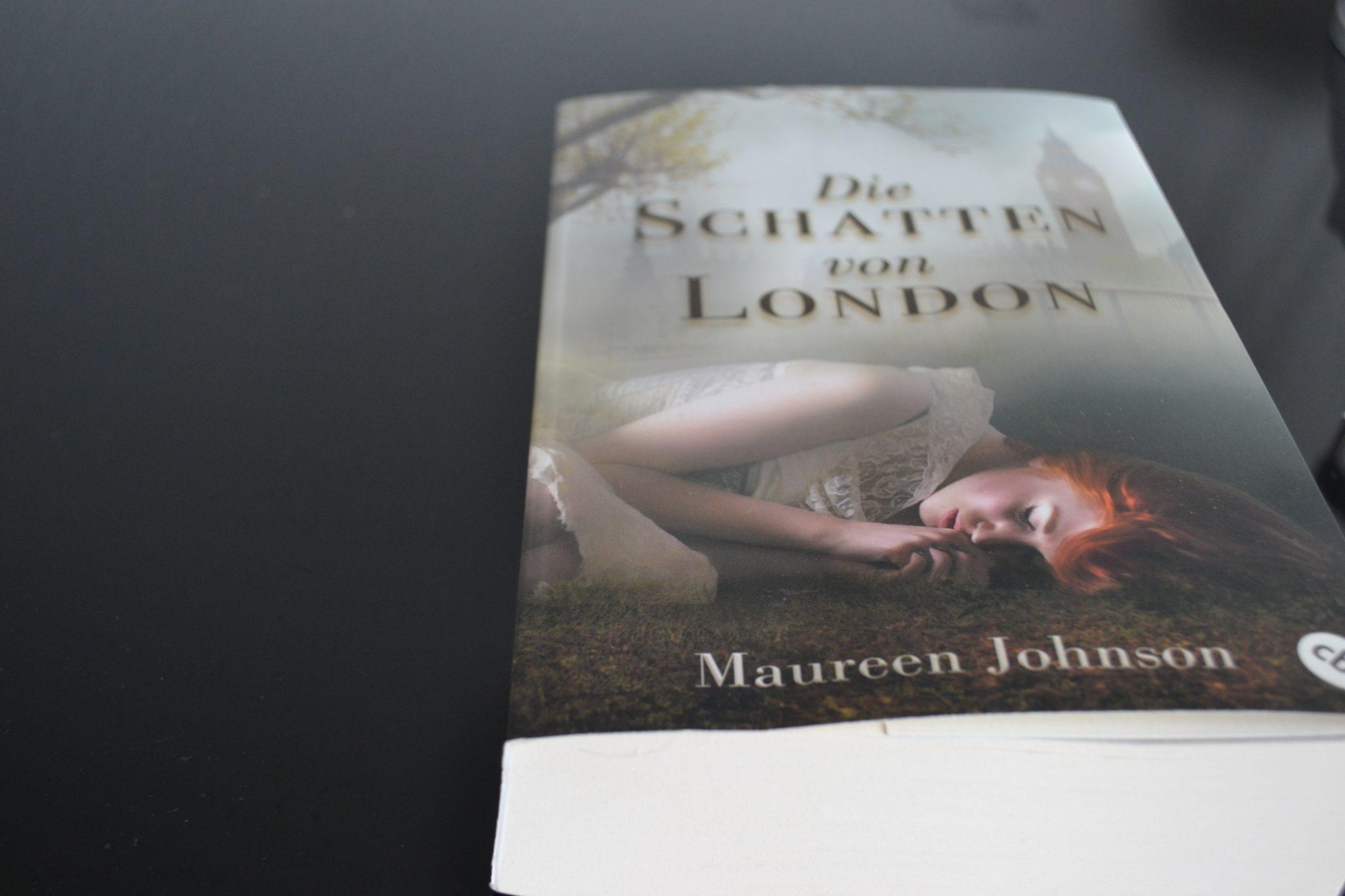 Books: Die Schatten von London | Maureen Johnson - DSC 0568