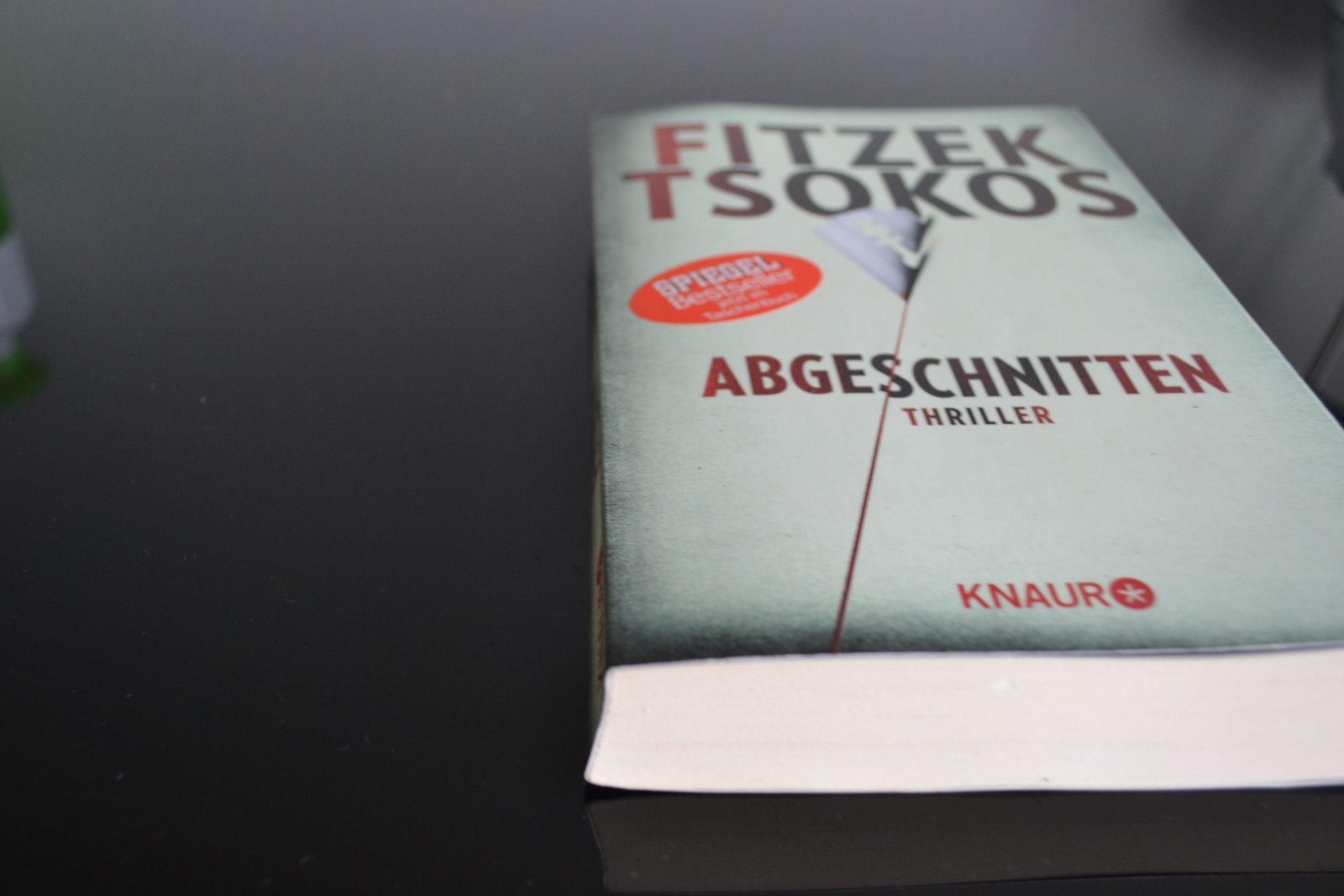 Books: Abgeschnitten | Fitzek & Tsokos - DSC 0564