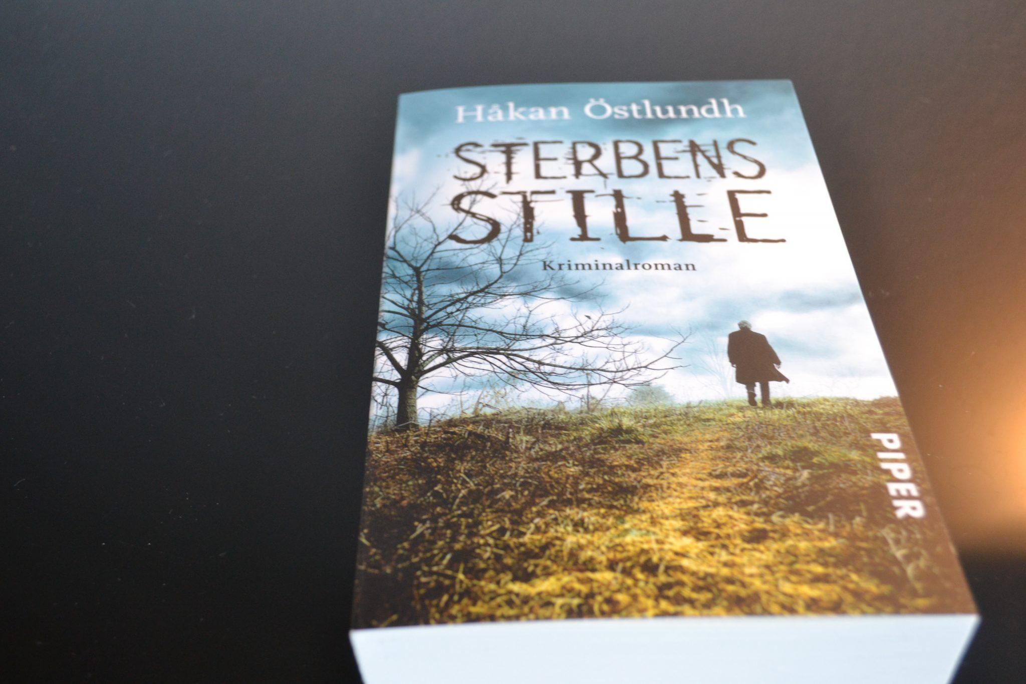 Books: Sterbensstille | Håkan Östlundh - DSC 0009