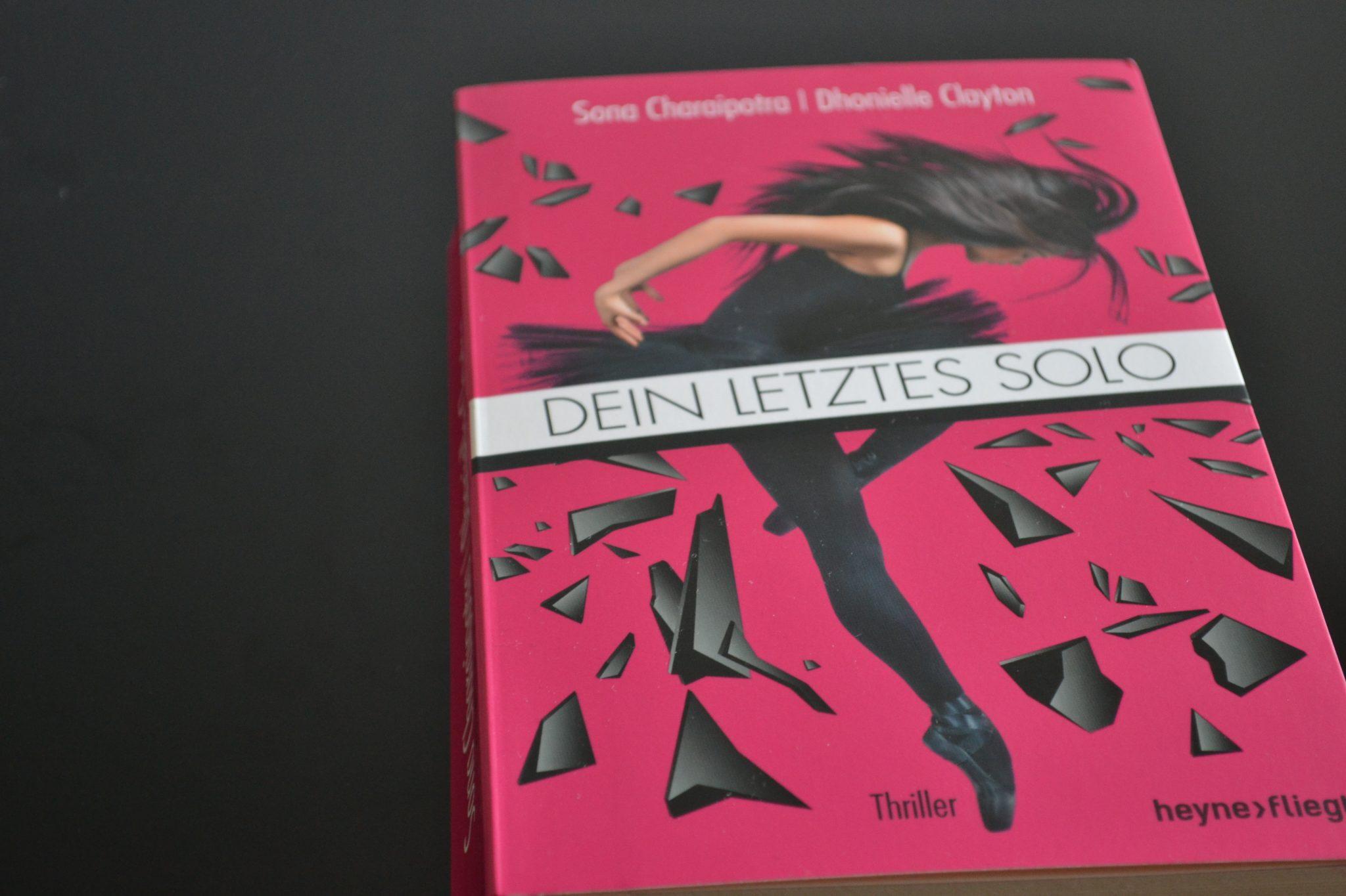 Books: Dein letztes Solo | Sona Charaipotra & Dhonielle Clayton