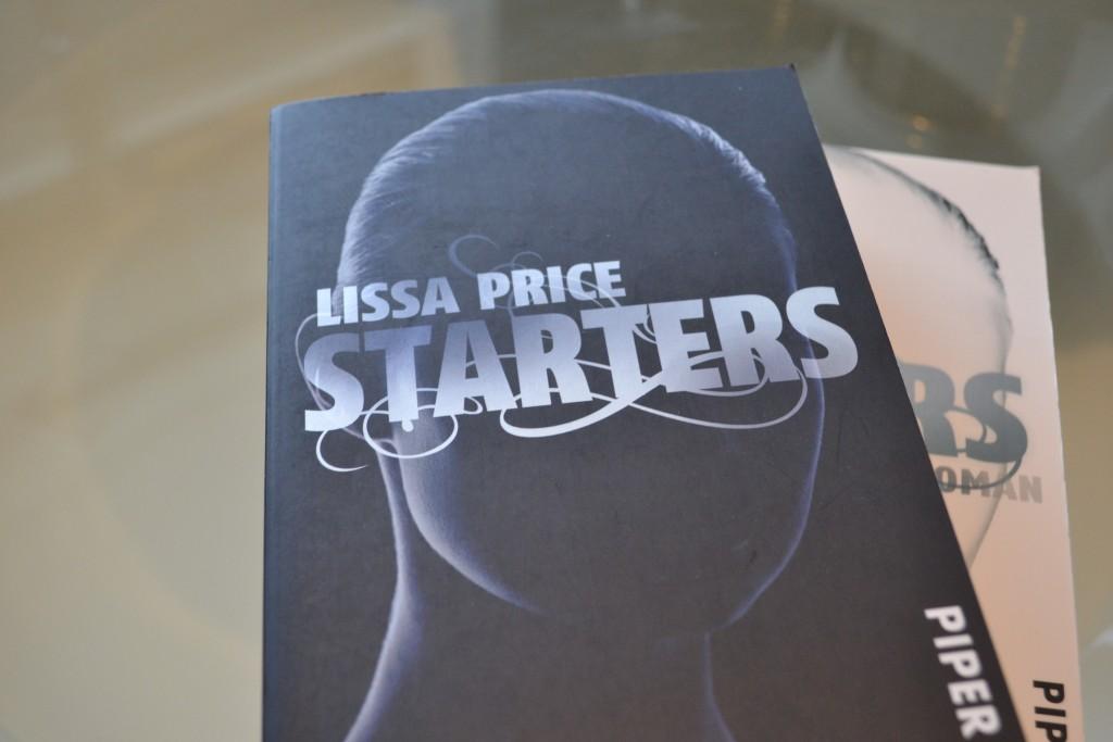 Books: Starters & Enders   Lissa Price - DSC 0116 1024x683