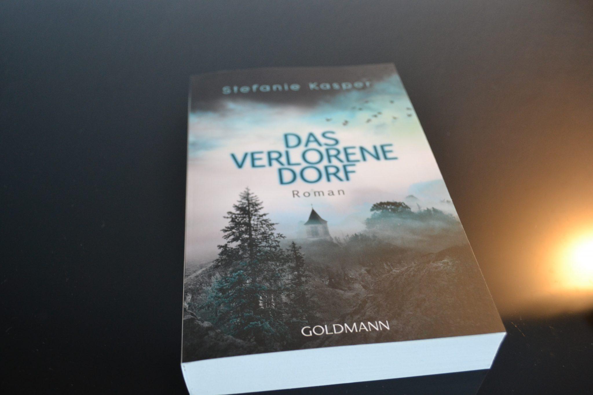 Books: Das verlorene Dorf | Stefanie Kasper - DSC 0013
