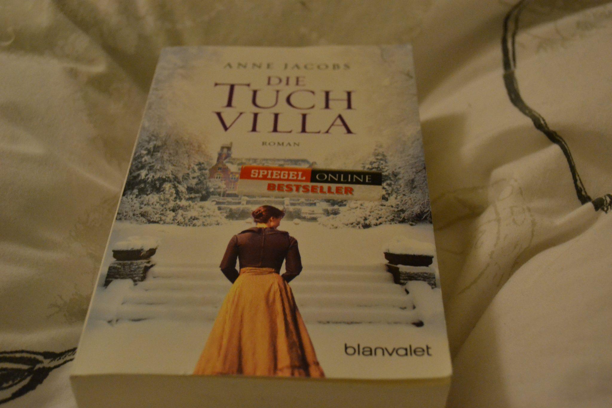 Buch: Die Tuchvilla | Ann Jacobs - DSC 03511