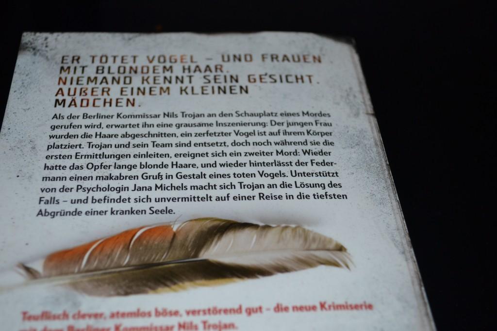 Books: Der Federmann | Max Bentow - DSC 0136 1024x683