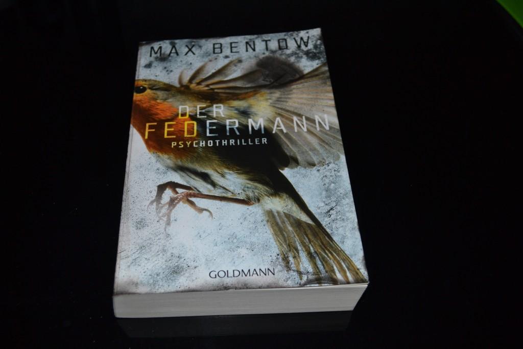 Books: Der Federmann | Max Bentow - DSC 0135 1024x683