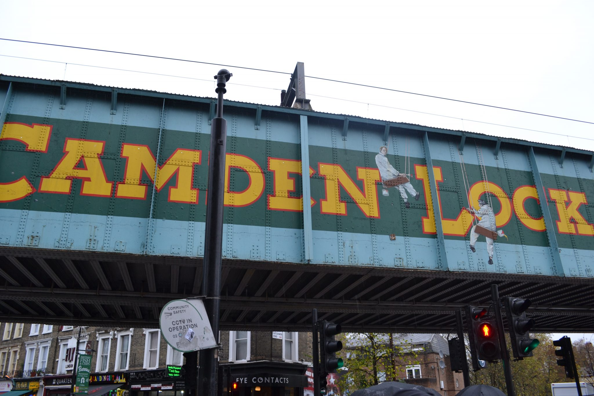 Travel Diary: Ein Wochenende in London | Camden