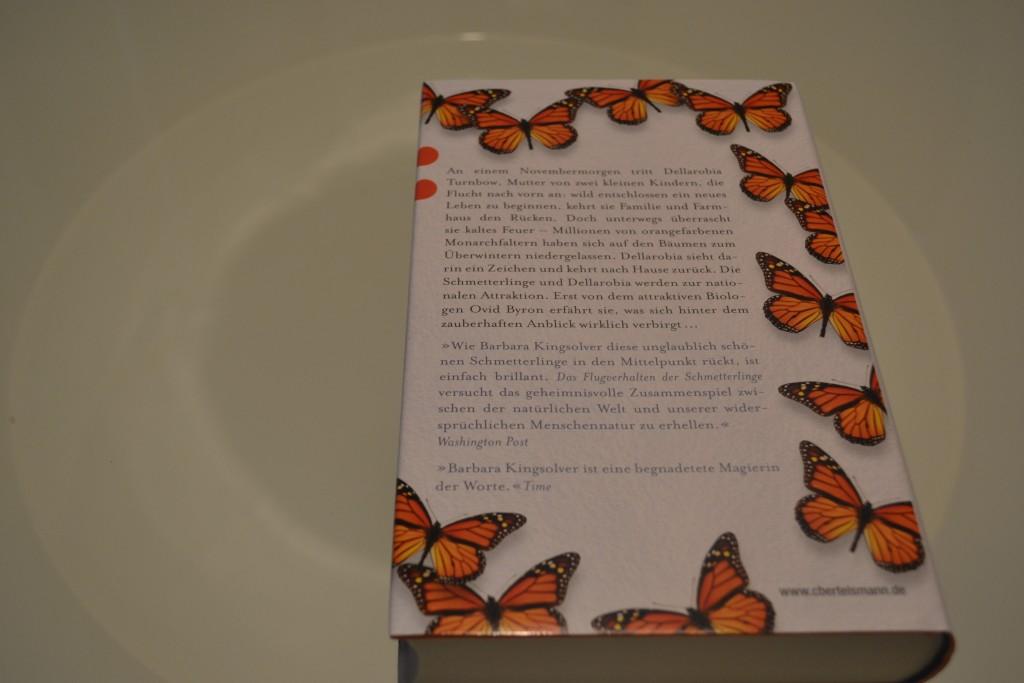 Books: Das Flugverhalten der Schmetterlinge | Barbara Kingsolver - DSC 0391 1024x683