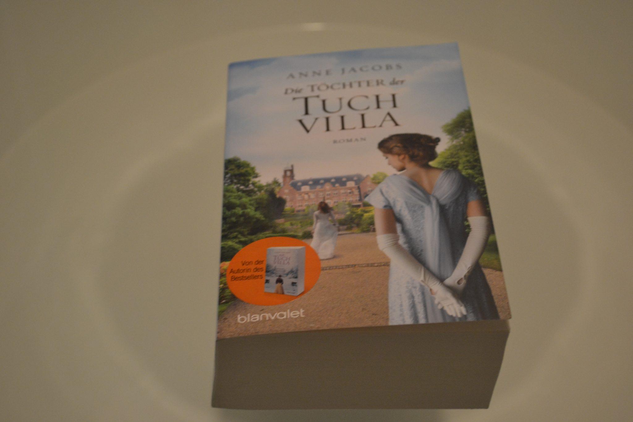 Books: Die Töchter der Tuchvilla | Ann Jacobs - DSC 0378