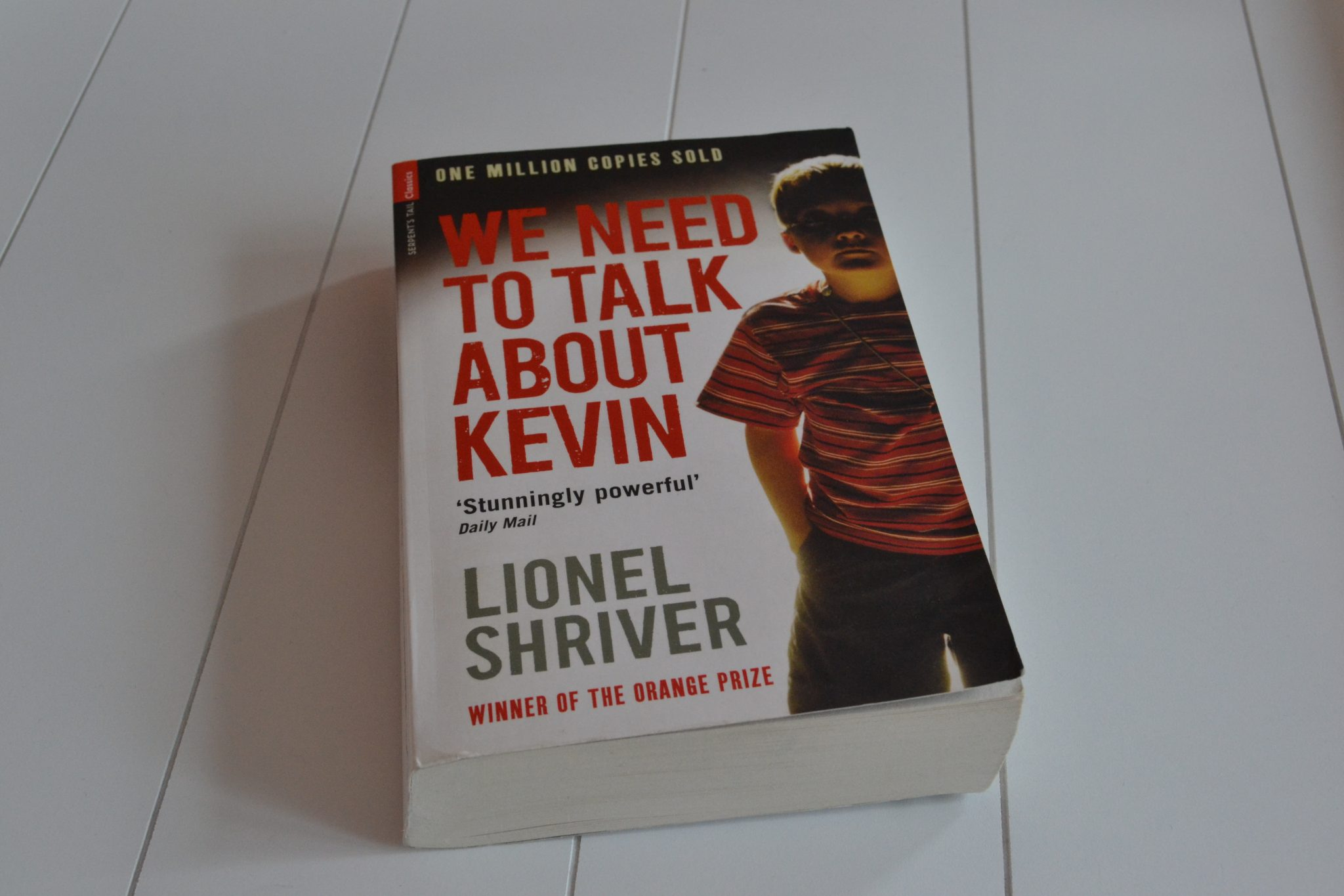 Books: We need to talk about Kevin | Lionel Shriver - DSC 0450