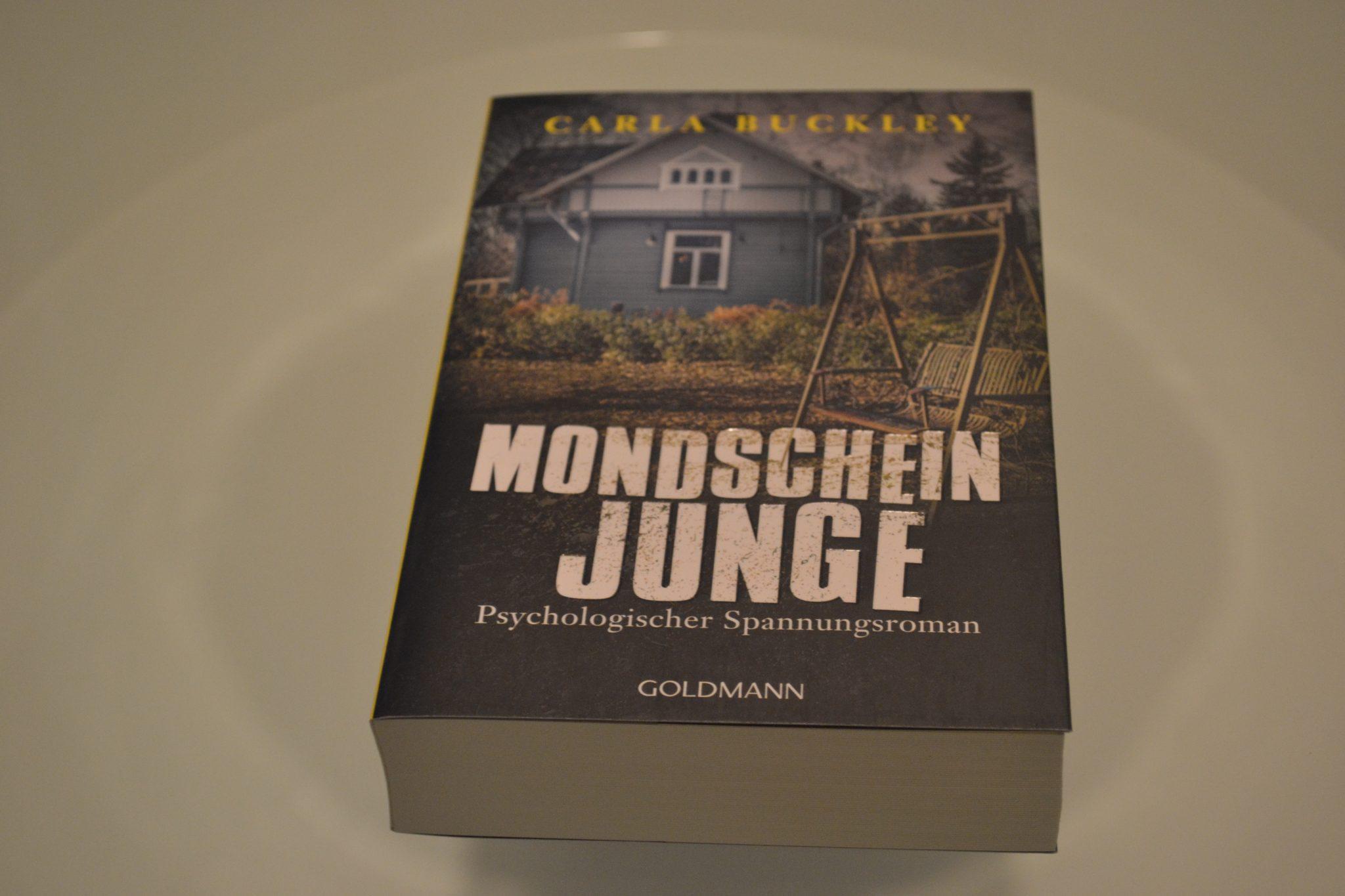 Books: Mondscheinjunge | Carla Buckley - DSC 0384