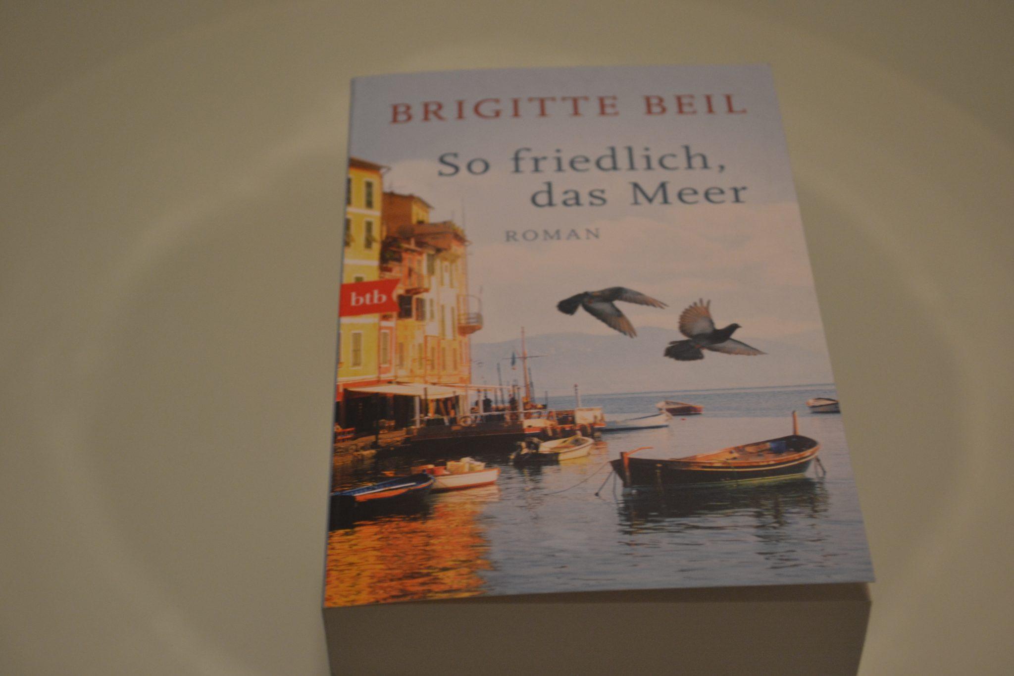 Books: So friedlich, das Meer | Brigitte Beil - DSC 0376