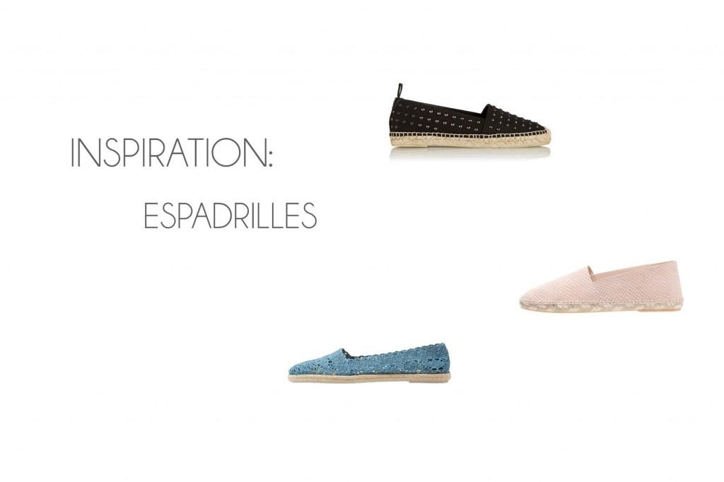 Inspiratie: Espadrilles - de perfecte schoenen voor de zomer! - espadrilles 1024x682