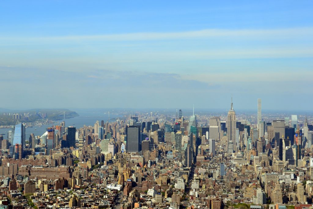 Travel Tip: One World Observatory | New York - One World Observatory 1024x683