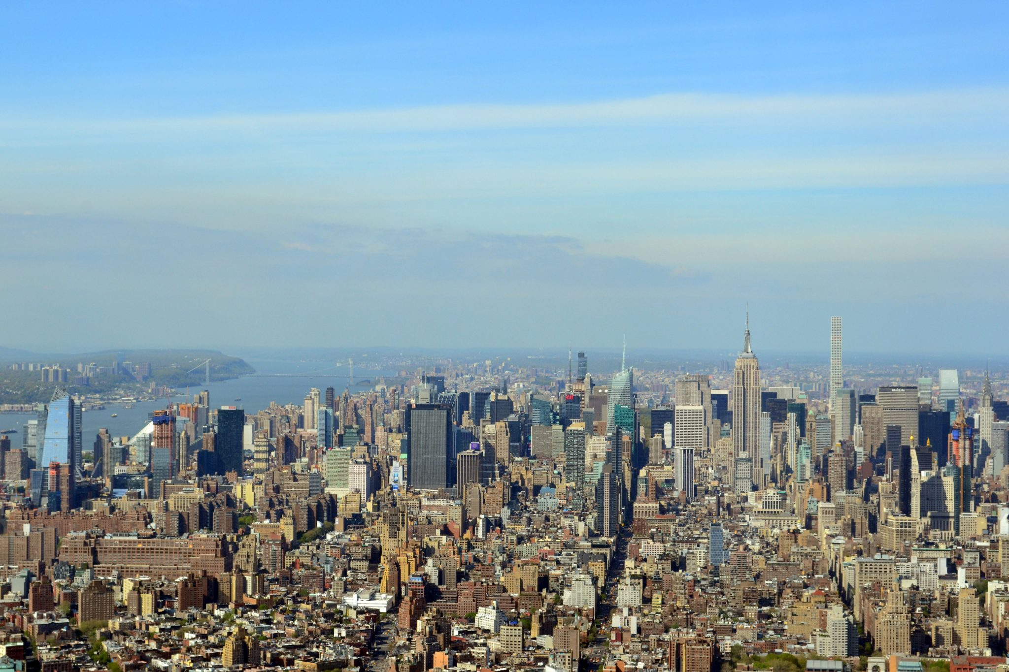 One Year After: New York, I still miss you! - One World Observatory