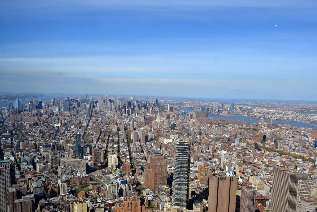 Travel Tip: One World Observatory | New York - One World Observatory 3 1024x684