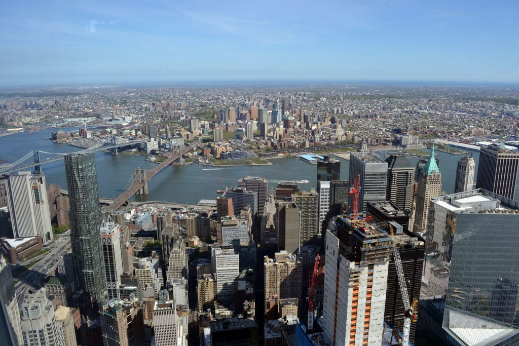 Travel Tip: One World Observatory | New York - One World Observatory 4 1024x683