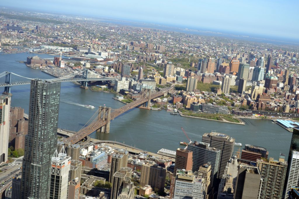 Travel Tip: One World Observatory | New York - One World Observatory 6 1024x683