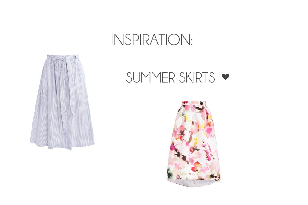 Inspiration: Summer Skirts ♥ - Summer skirts 1024x683