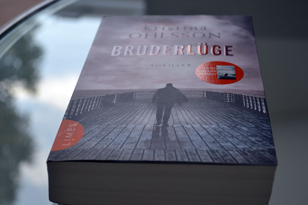 Books: Bruderlüge | Kristina Ohlsson - Bruderl%C3%BCge
