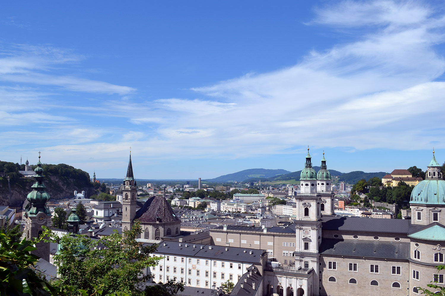 5 Things that Rocked my World in July - Salzburg 2