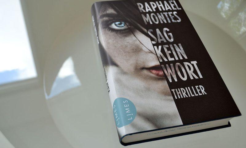 Books: Sag kein Wort   Raphael Montes - Sag kein wort 800x480
