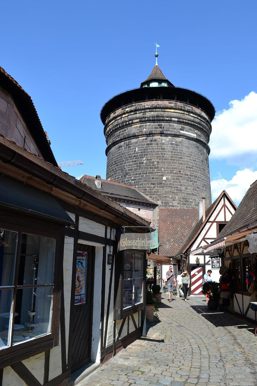 Travel Diary: One Day in Nuremberg - Nuremberg 1