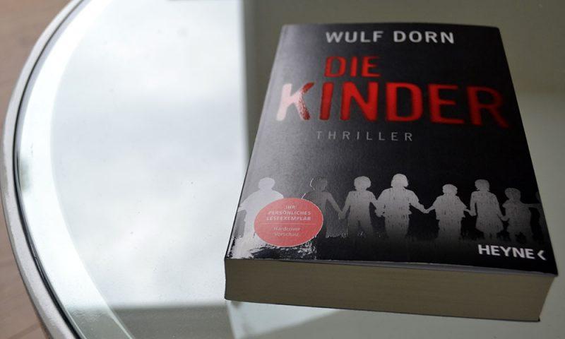 Books: Die Kinder | Wulf Dorn - Die Kinder 800x480