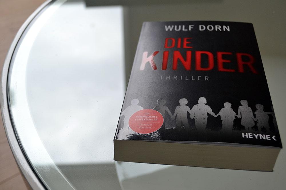 Books: Die Kinder   Wulf Dorn - Die Kinder