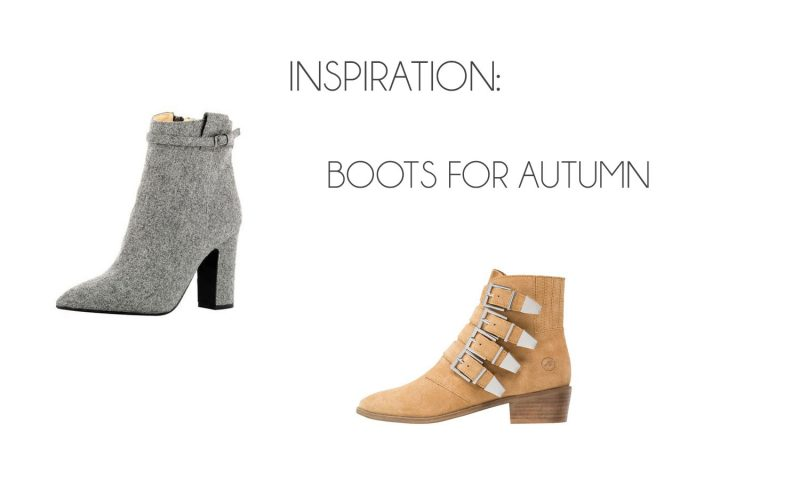 Inspiration: Boots for Autumn ♥ - Inspiration 800x480